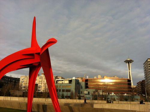 SAM Sculpture Park